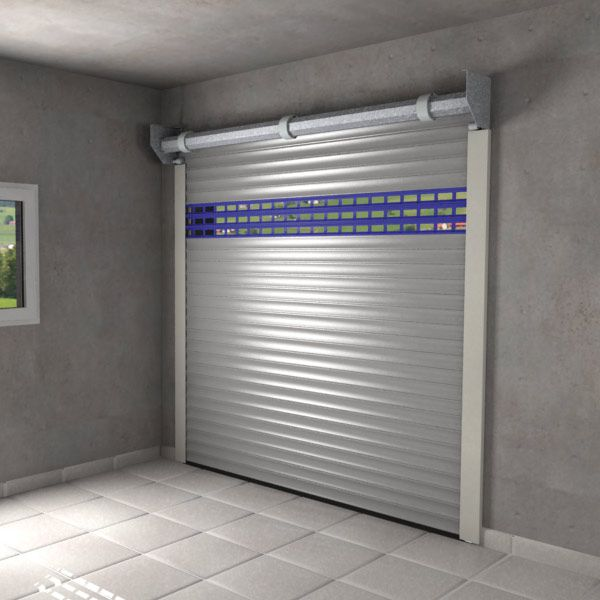 Garage Laufen: Produkte - Garagen- / Industrietore